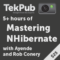 TekPub NHibernate Screencasts